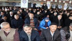 Erzincandaki camilerde Güneşin doğduğu en hayırlı gün: Cuma konulu hutbe okundu