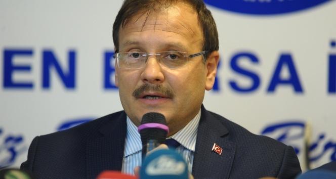 Başbakan Yardımcısı Çavuşoğlu, ABDnin Kudüs kararını kınadı