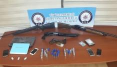 Iğdırda FETÖ operasyonu: 4 gözaltı