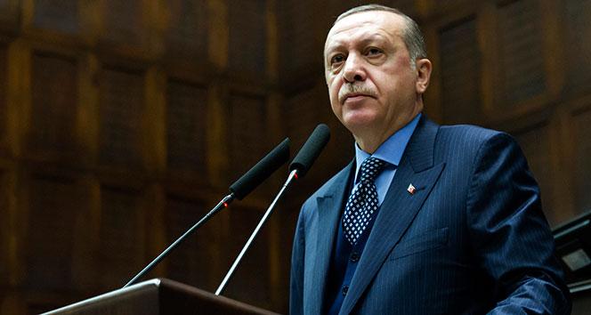 Cumhurbaşkanı Erdoğan'dan sert dolar çıkışı