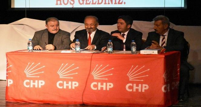 CHP'de Battalgazi ilçe kongresi heyecanı