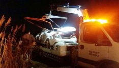 Erzincan da trafik kazası: 2 ölü, 2 yaralı