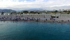 Şırnaklı öğrenciler Antalyaya hayran kaldı