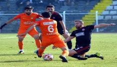 TFF 3. Lig: Çorum Belediyespor: 1 - Düzyurtspor: 1
