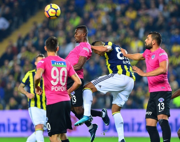 Fenerbahçe Kasımpaşa Maçından Kareler