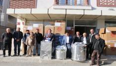 Tarım Bakanlığından Erzincan Arıcısına 200 bin TL hibe
