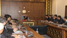Cizrede HEM Faaliyetlerini Yaygınlaştırma ve İşbirliği toplantısı