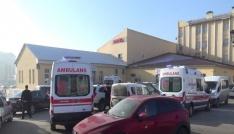Ağrı cezaevinde 18 kişi metan gazından zehirlendi