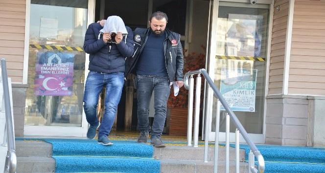 Kırıkkalede uyuşturucu operasyonu: 1 tutuklama