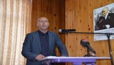 CHP Kargı ilçe başkanlığına Kemal Dümenci seçildi