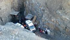 Şırnakta 3 kişi kömür ocağındaki kuyuya düştü