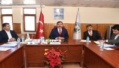 Muş Belediye Meclisi Aralık Ayı Toplantısı yapıldı