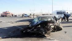 Cizrede trafik kazası: 1 ölü, 4 yaralı