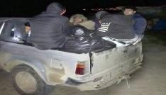 Göçmen kaçakçılarına 23 bin TL ceza