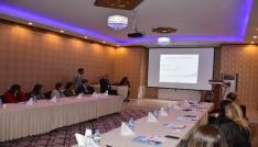 Mardinde Yenidoğan Canlandırma Programı eğitimi