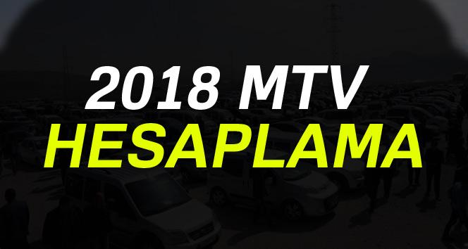 2018 MTV tablosu ve zam oranı? Yeni MTV hesaplama 2018