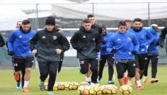 Kardemir Karabükspor, Konyaspor hazırlıklarına başladı