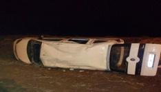 Midyatta trafik kazası: 5 yaralı