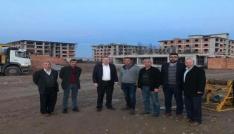 Sungurlu kapalı cezaevinin kaba inşaatı tamamlandı