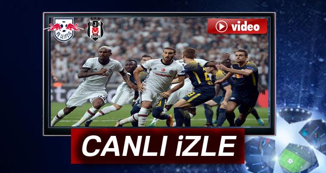 Leipzig Beşiktaş maçını şifresiz veren yabancı kanallar listesi | Leipzig Beşiktaş şifresiz canlı izle