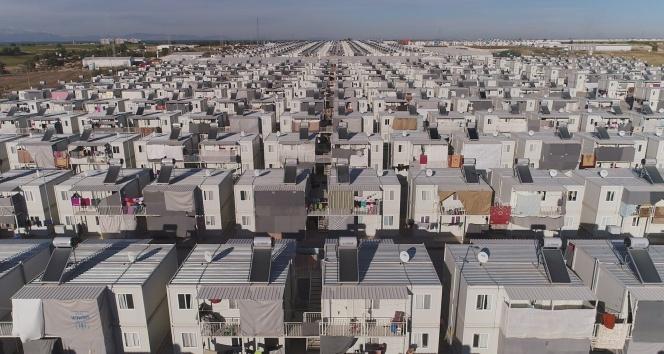 Dünyanın en büyük konteyner kenti Adanada