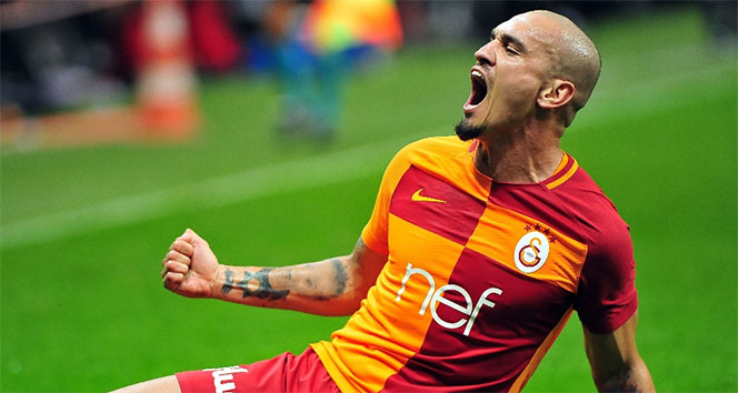 Galatasarayda defans, orta sahadan daha çok attı