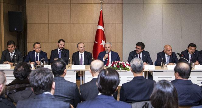 Güney Koredeki Türk vatandaşlarına müjde