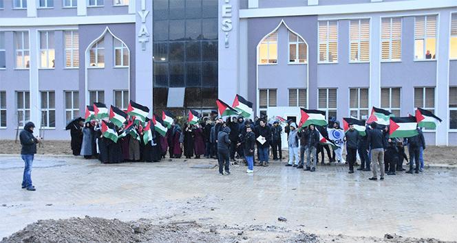 Sinopta Kudüs eylemi