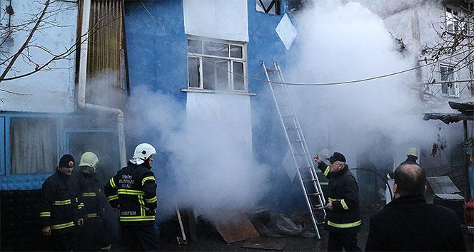 Karabükte ev yangını| Karabük haberleri