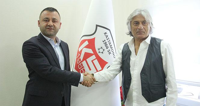 Kastamonuspor 1966, Kemal Kılıç ile anlaştı