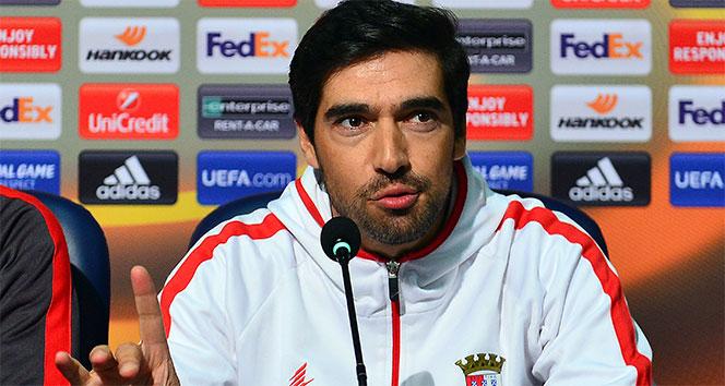 Abel Ferreira: 'Türkiye ligi liderini yenmek için sahaya çıkacağız'