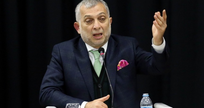 AK Parti İstanbul Milletvekili Metin Külünkten önemli açıklamalar