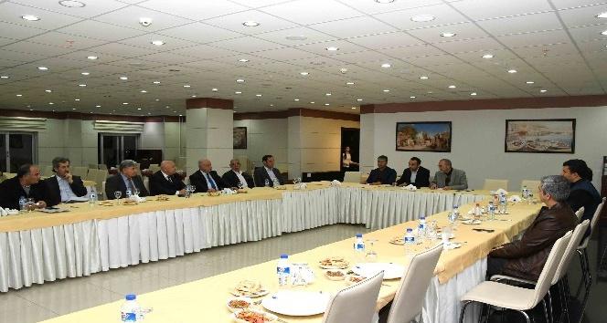 ADYÜ Destekleme Vakfı 2. olağan genel kurul toplantısını yaptı