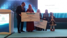 Midyatlı görme engelli öğrenci Türkiye 2ncisi oldu