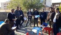 Midyat Ziraat Odasından çiftçilere eğitim
