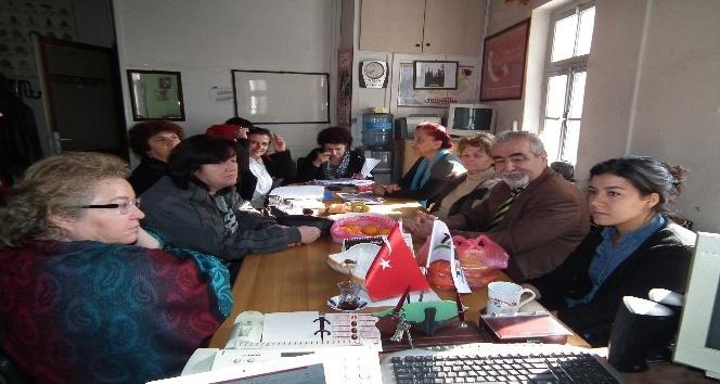 TEMA, Aydın'da yürütülen çalışmaları değerlendirdi