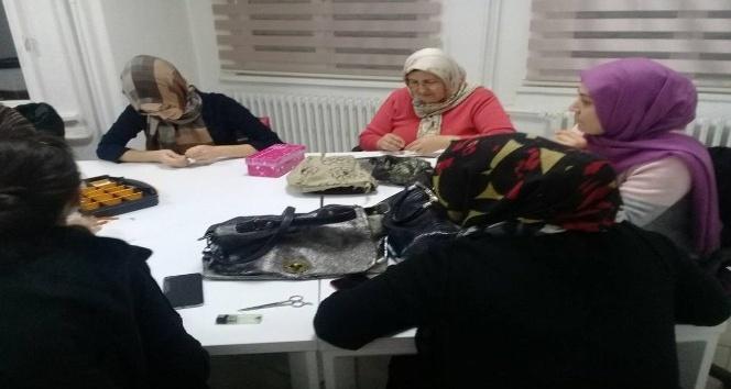 Simav'da Takı Tasarım Kursu