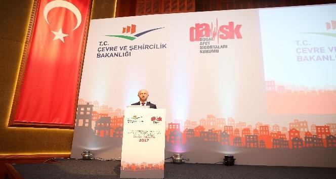 Çevre ve Şehircilik Bakanlığı ile DASK arasında protokol imzalandı