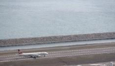 Ordu-Giresundan 11 ayda 1 milyonu aşkın yolcu uçtu