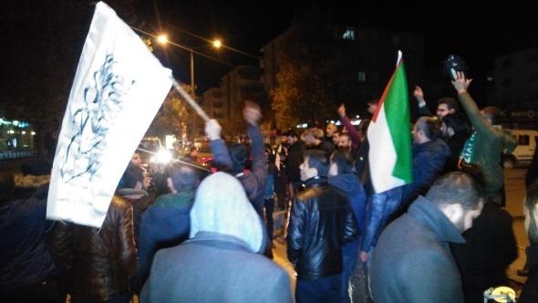 Müslüman dünyası Kudüs için ayakta