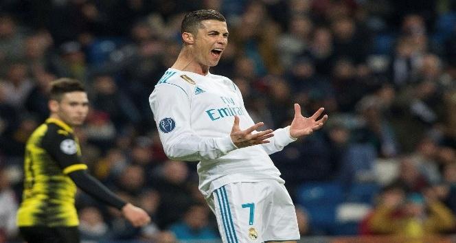 Şampiyonlar Ligi grup aşamasının en golcüsü C. Ronaldo