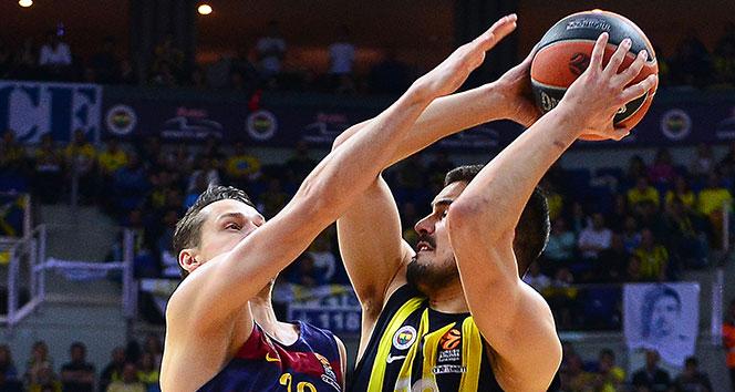 Fenerbahçe Doğuş, Barcelona deplasmanında