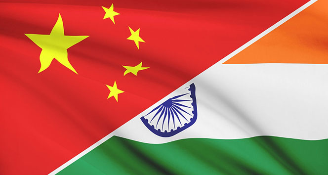 Çin ordusundan Hindistana İHA tepkisi