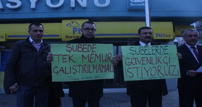 Türk Haber-Sen'den PTT şubelerinin artırılmasına tepki