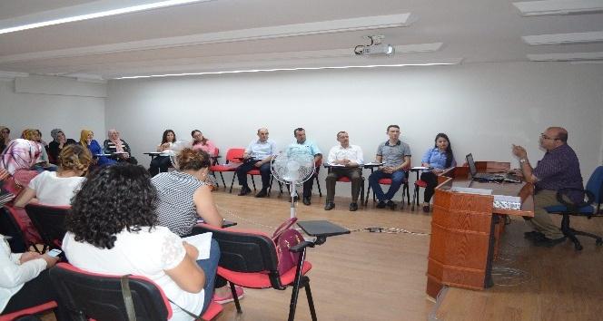 Afyonkarahisar'da AEP eğitimleri devam ediyor
