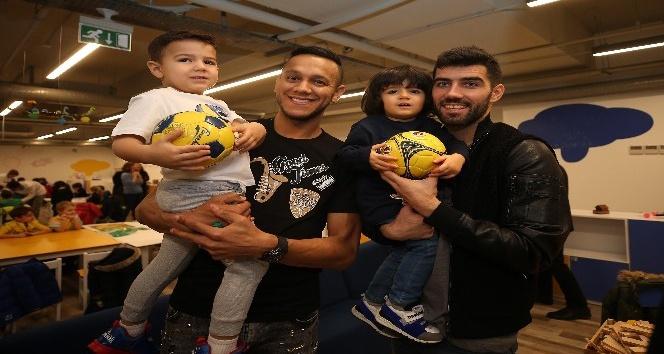 Fenerbahçe Düşyeri Çocuk Deneyim Kulübü'nün tanıtımı yapıldı