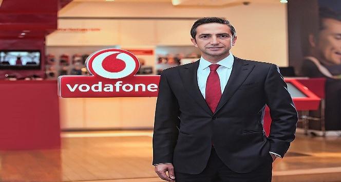 Vodafone'un yeni kampanyası 'Vodafone Yanımda'