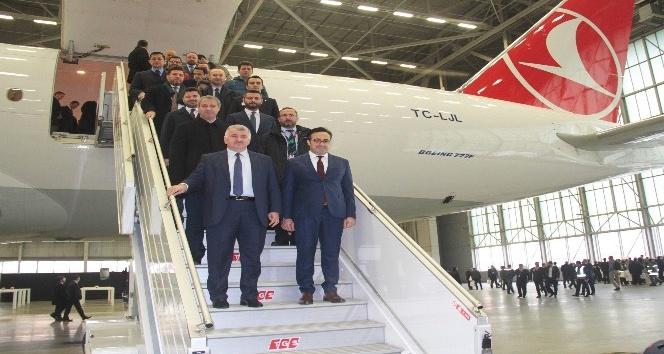 """THY Yönetim Kurulu ve İcra Komitesi Başkanı İlker Aycı: """"29 Ekim 2018'de 3. Havalimanındayız"""""""