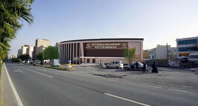 Adıyaman Kültür Merkezine kavuşuyor