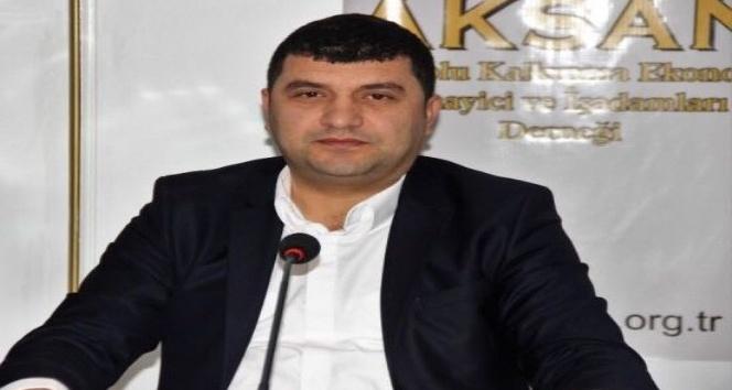 """AKSAN Genel Başkanı Erol,"""" Kudüs İslamiyet'in kalesidir"""""""